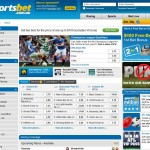 SportsBet.com.au Homepage