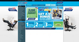 SportingBet Review Homepage