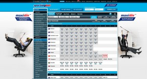 Sportingbet Review Racing Page